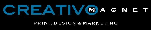 logo creativo magnet